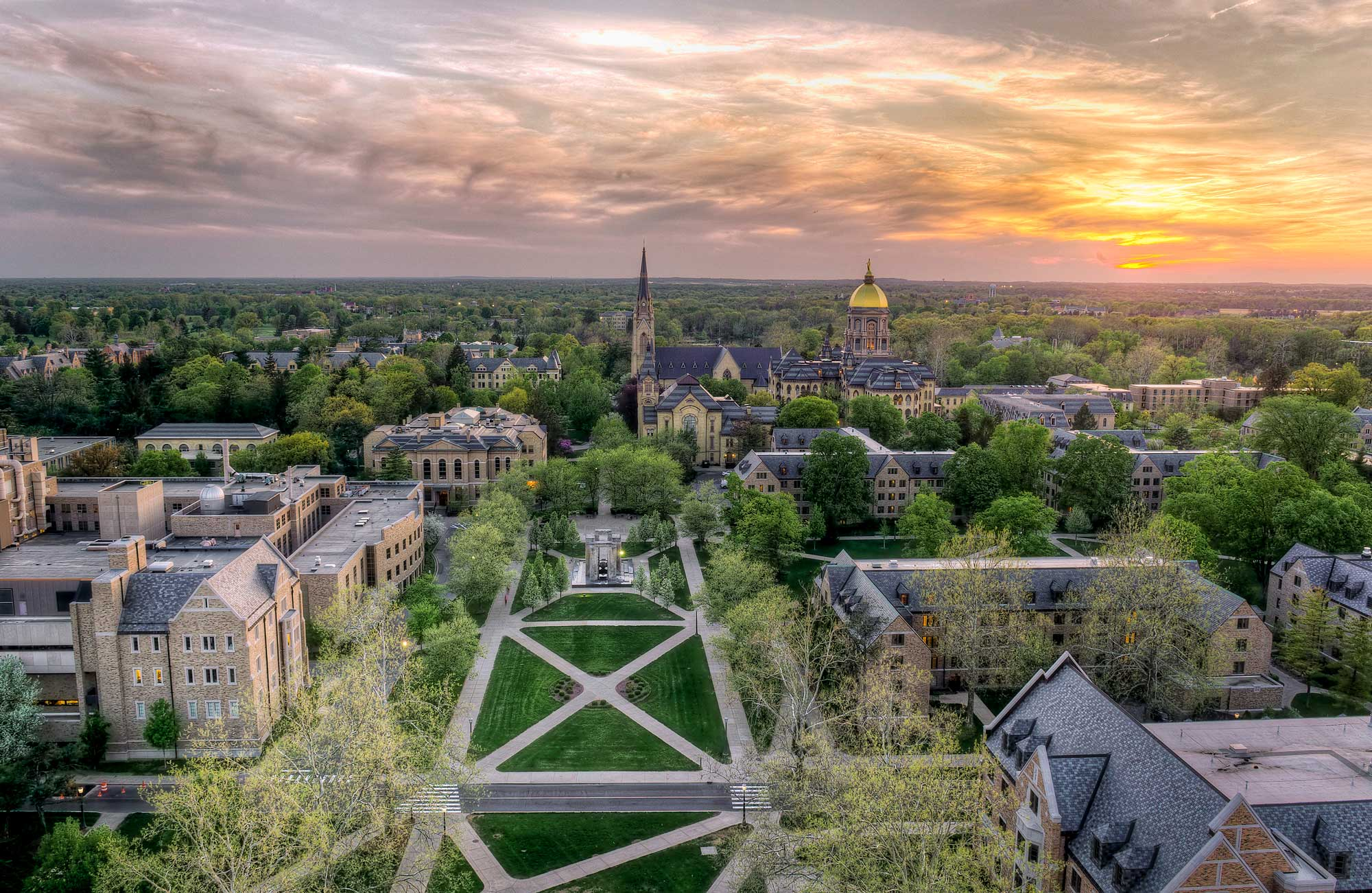 Pulte family foundation makes $111 million gift to University of Notre Dame