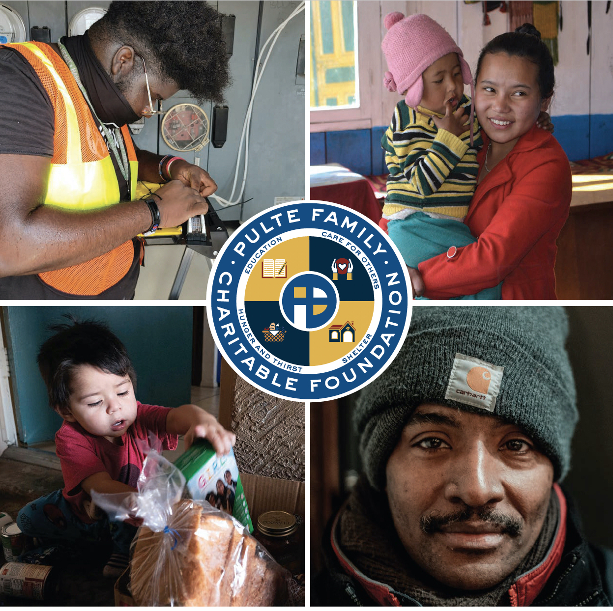 Pulte Family Charitable Foundation Publishes 2020 Annual Report