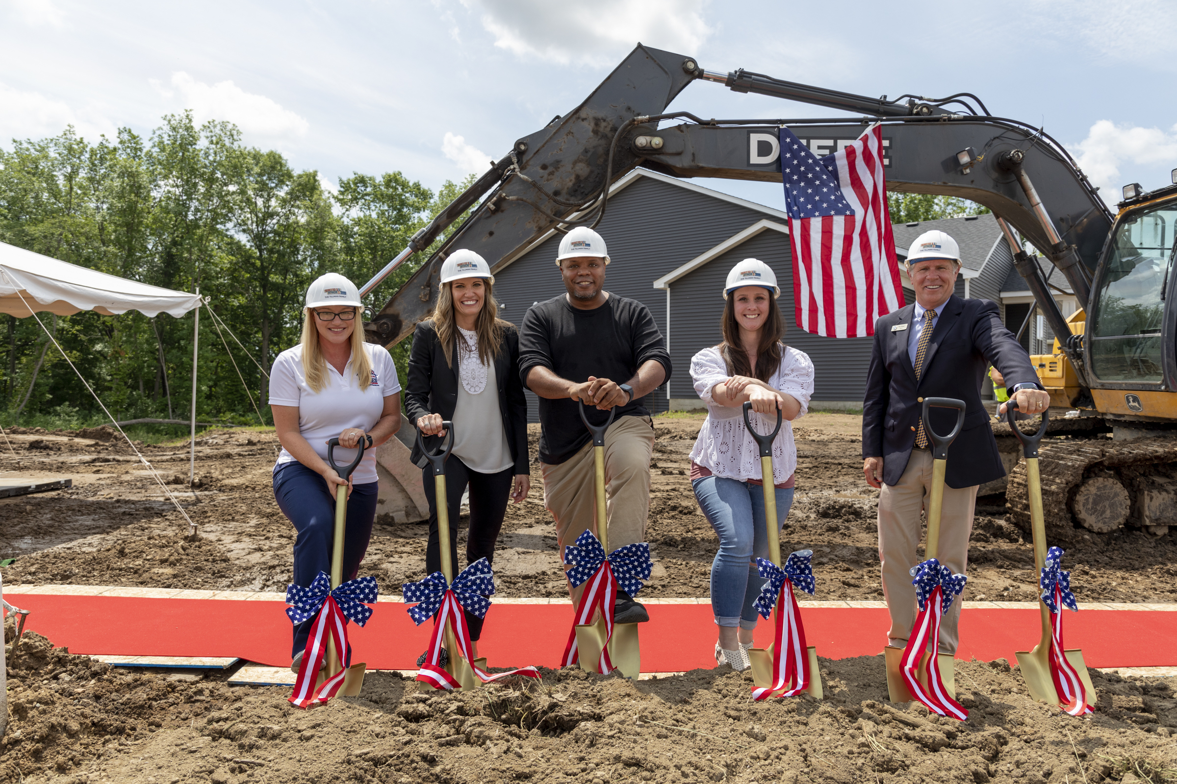 PulteGroup's Built to Honor Program Presented with Pulte Family Charitable Foundation Grant